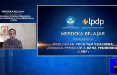 Kemendikbud dan LPDP Berkolaborasi Ciptakan SDM Indonesia Unggul Lewat Perluasan Beasiswa - JPNN.com