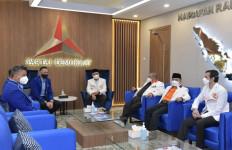 Silaturahmi Kebangsaan PKS dan Partai Demokrat, Habib Aboe: Kami Banyak Titik Temu - JPNN.com