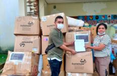 Ini Rincian Bantuan yang Dikumpulkan NTT Youth Project untuk Korban Bencana Alam - JPNN.com