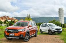XL7 dan Karimun Wagon R Berkontribusi Besar dalam Lonjakan Ekspor Suzuki - JPNN.com