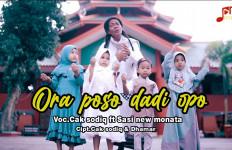 Cak Sodiq dan Sasi Rilis Lagu Anak-anak 'Ora Poso Dadi Opo' - JPNN.com