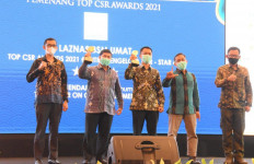 Laznas BSMU Menerima Penghargaan dalam Mitra Pengelola CSR - JPNN.com