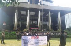Mahasiswa Karya Dukung KPK, MKD dan Golkar Periksa Azis Syamsuddin - JPNN.com