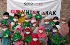 NU Care dan MPPA Salurkan Paket Gizi untuk Anak-anak di Jabodetabek - JPNN.com