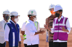 Presiden Jokowi Cek Kesiapan Kawasan Grand Batang City - JPNN.com