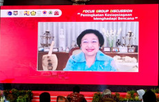 Singgung Potensi Gempa di Ibu Kota, Megawati: Jakarta Ini Sangat Fragile - JPNN.com