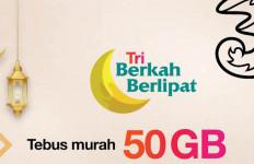 Tri Indonesia Tawarkan Paket Kuota Internet Khusus Ramadan - JPNN.com