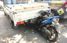 Motor Tabrak Bokong Pikap, Bocah 8 Tahun Tewas, Innalillahi - JPNN.com