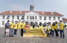 PP AMPG Santuni Anak Yatim dari Binaan Gopay - JPNN.com