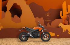 Zero Motorcycles Rilis DSR Bertema Alam, Ada 5 Pilihan Warna Menarik - JPNN.com