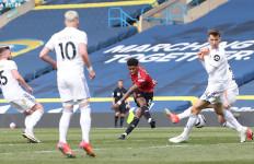 MU Tertahan di Kandang Leeds United, City Bisa Juara Pekan Depan - JPNN.com