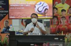 Respons Menpora soal Nasib Liga 1, Setelah Final Piala Menpora Diwarnai Insiden - JPNN.com