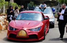 Lebanon Meluncurkan Mobil Sport Listrik, Sebegini Harganya - JPNN.com