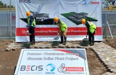 Danone Bangun Fasilitas Boiler Biomassa Pertama di Jawa Tengah - JPNN.com