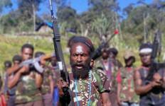 Komandan Teroris KKB Lesmin Walker Tewas Ditembak di Wuloni Papua - JPNN.com