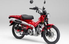 Honda Siapkan Generasi Baru Motor Bebek CT125 - JPNN.com