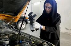 Perempuan Ini Bikin Geger Masyarakat Uni Emirat Arab - JPNN.com