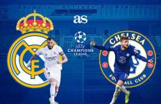 Prediksi Starter Real Madrid Vs Chelsea - JPNN.com