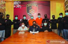 Penjambret Dua Mahasiswi Ini Akhirnya Ditangkap, Nih Tampangnya - JPNN.com