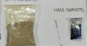 Tim Bea Cukai Jayapura dan Satgas Pamtas Yonif 131 Gagalkan Penyelundupan Narkotika