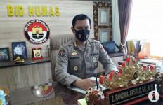 Mencuri di Rumah Perwira Polri, Tersangka Ditangkap di Kolong Jembatan, Dilumpuhkan dengan Timah Panas - JPNN.com