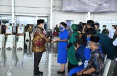 Sah, Prajurit KRI Nanggala-402 Naik Pangkat dan Dianugerahi Tanda Kehormatan RI - JPNN.com