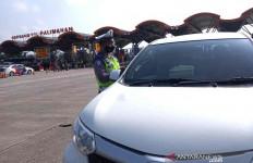 Polda Lampung Paksa Ratusan Kendaraan Putar Balik, Masih Mau Mudik? - JPNN.com