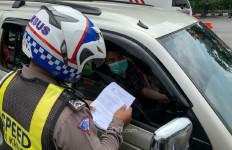 Polisi di Mana-Mana, Semua Jalur Dipantau, Jangan Harap Bisa Lolos - JPNN.com
