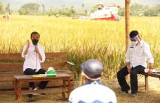 Presiden Jokowi Buktikan Produksi Padi di Kabupaten Malang Memuaskan - JPNN.com