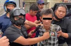 Cemburu, Rd Bacok Hendiyanto Halim, Diringkus Saat Hendak Kabur ke Luar Kota - JPNN.com