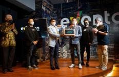 Platform Eventori dan Kemkominfo Bagikan Seribu Paket Sembako untuk Pelaku Industri Hiburan - JPNN.com