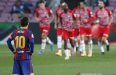Granada Bungkam Barcelona di Camp Nou - JPNN.com