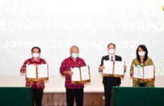 Tambah Pasokan Air Minum, Kementerian PUPR Teken MoU Proyek SPAM Regional Karian-Serpong - JPNN.com