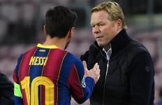 Masih Pantaskah Koeman jadi Pelatih Barca? - JPNN.com