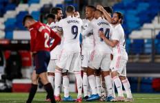 Real Madrid Taklukkan Osasuna, Lumayan buat Modal Terbang ke London - JPNN.com