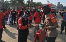 Polres Tanjung Priok Pastikan Demo Buruh Berjalan Aman dan Kondusif - JPNN.com