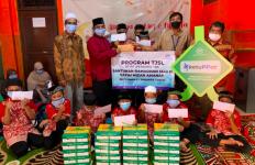 PT PP Bagikan Paket Sembako Gratis untuk Para Pekerja dan Gelar Program KETUPPAT Ramadan - JPNN.com
