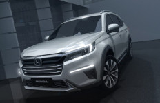 Honda N7X, Mobil Berkonsep 7 Penumpang Resmi Dikenalkan di Indonesia - JPNN.com
