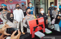 Gegara Masalah Sepele, G Todongkan Pistol ke Kurir - JPNN.com