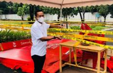 Polres Jaksel Tutup Bazar UMKM karena Ada Konser Musik Tanpa Izin - JPNN.com