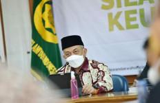Silaturahmi ke Dewan Da'wah Islamiyah, Presiden PKS Singgung RUU Perlindungan Tokoh Agama - JPNN.com