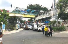 Polisi Berlakukan Rekayasa Lalu Lintas Menuju Pasar Tanah Abang - JPNN.com