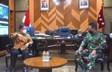 Jenderal Andika: Tenaga Medis TNI AD akan Mendukung Kemenkes dalam Vaksinasi Covid-19 - JPNN.com