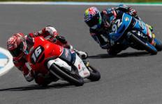 Bamsoet Apresiasi Keberhasilan Mario Suryo di Putaran Pertama FIM CEV Moto3 2021 Portugal - JPNN.com