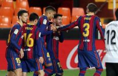 Semua Pemain Barcelona Berkumpul di Rumah Lionel Messi, Lalu Berteriak Juara - JPNN.com