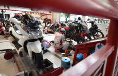 Jelang Lebaran, Servis Motor Honda di Wahana Cuma Rp 75 Ribu - JPNN.com