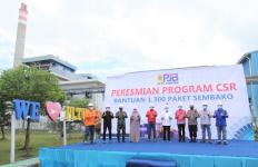 PLTU Tenayan dan Gubernur Riau Luncurkan Program CSR Perlindungan Sosial - JPNN.com
