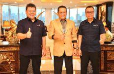 Bamsoet: IMI dan PT Angkasa Pura I Bekerja Sama Penggunaan Lounge Bandara - JPNN.com