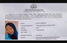 Gadis Cantik Serly Dilaporkan Hilang Sejak 2 Pekan Laly, Begini Ciri-cirinya - JPNN.com