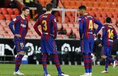 Pemerintah Catalan Usut Pesta Barbeku Barcelona di Rumah Messi - JPNN.com
